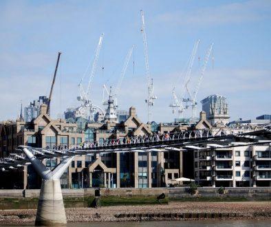 London Construction Site Security
